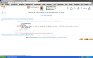 XCatalogo ISBN BOlogna
