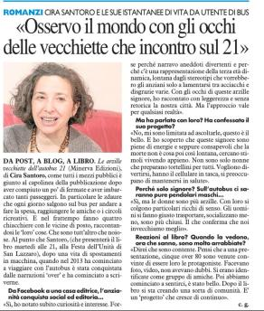 Il Resto del Carlino-Camilla Ghedini